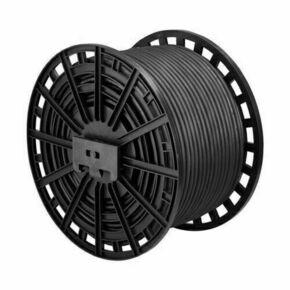 Câble électrique H05RRF section 3G2,5mm² coloris noir vendu à la coupe au ml - Gedimat.fr