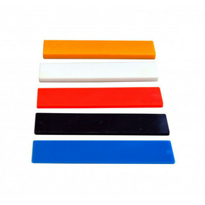 Cales plates 100x24mm - boite de 50 pièces - Gedimat.fr