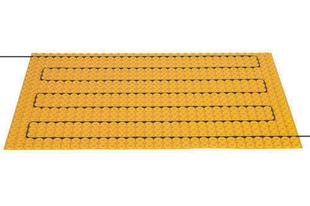 Natte pour Sol Tempéré Electrique (pose collée) Schlüter®-DITRA-HEAT PLAQUE 0,8M² - Gedimat.fr