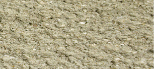 Enduit de parement minéral manuel épais à la chaux aérienne WEBER.CAL PF sac 25 kg Argile verte teinte 516 - Gedimat.fr