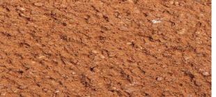 Enduit de parement minéral manuel épais à la chaux aérienne WEBER.CAL PG sac 25 kg Terre d'ocre teinte 285 - Gedimat.fr