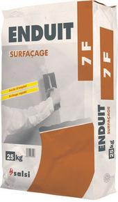 Enduit plâtre fin 7F - sac de 25kg - Gedimat.fr