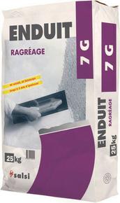 Enduit plâtre gros 7G - sac de 25kg - Gedimat.fr