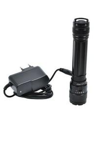 Torche aluminium A.Q.PRO Force Pro LED CREE rechargeable - 200 lumens - Gedimat.fr