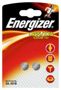 PILE LR44 A76 V13GA 1.5V ALCALINE ENERGIZER B2 - Gedimat.fr