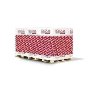 Doublage laine de roche ROCKPLAK BA13+48+13 - 2,60x1,20m - R=1,45m².K/W. - Gedimat.fr