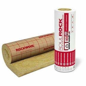 Laine de roche ROULROCK KRAFT PERFORE - 5x1,20m Ep.100mm - R=2,50m².K/W. - Gedimat.fr