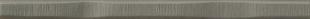 Listel Uni pour mur en faïence satinée LAQUE, larg.3cm long.50cm coloris taupe - Gedimat.fr