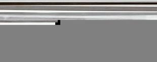 Décor Fly pour mur en faïence BLACKANDWHITE larg.20cm long.50cm coloris black - Gedimat.fr