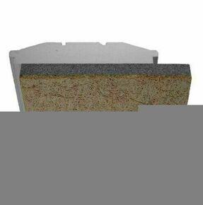 Doublage polystyrène expansé hydrofuge POLYPLAC D KH 13+120 - 2,60x1,20m - R=3,20m².K/W - Gedimat.fr