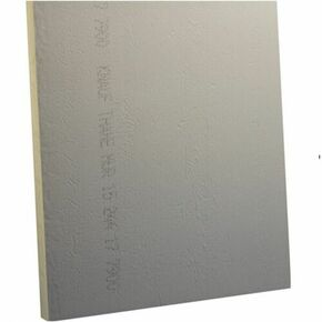 Doublage polystyrène expansé POLYPLAC G 13+20 - 2,60x1,20m - R=0,65m².K/W - Gedimat.fr