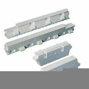 Doublage polystyrène expansé hydrofuge POLYPLAC AA KH 13+160 - 2,60x1,20m - R=5,05m².K/W - Gedimat.fr