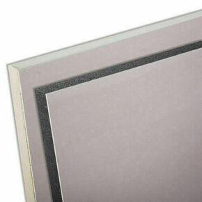 Doublage polystyrène expansé POLYPLAC AA 13+180 - 2,50x1,20m - R=6,05m².K/W - Gedimat.fr