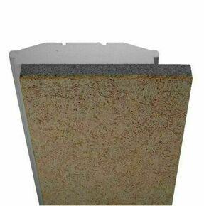 Doublage polystyrène expansé POLYPLAC B APV 13+120 - 2,50x1,20m - R=4,10m².K/W - Gedimat.fr