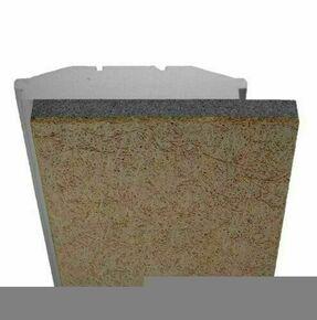 Doublage polystyrène expansé hydrofuge POLYPLAC F KH APV 13+80 - 2,60x1,20m - R=2,15m².K/W - Gedimat.fr
