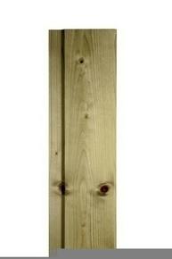 Bardage SAPIN DU NORD VERT Long.4,80m vert larg.132mm utile (145 hors tout) ép.21mm - Gedimat.fr