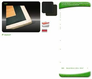 Phonomant 2mm 150m2 - 100x1,50m - Gedimat.fr