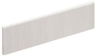 Plinthe carrelage pour sol KOSHI larg.9,5cm long.45cm coloris white - Gedimat.fr