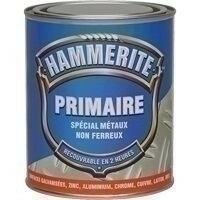 Primaire spécial métaux non ferreux HAMMERITE bidon de 0,75 litre - Gedimat.fr