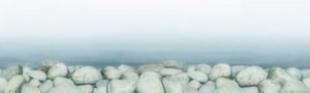 Décor SERENITY pour mur en faïence PRIVILEGE larg.29cm long.100cm pièce B - Gedimat.fr