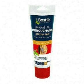 Enduit de rebouchage bois en pâte BOSTIK pot de 1,5kg - Gedimat.fr