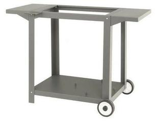 Chariot pour plancha FELIZIA - GEDIMAT - Mat�riaux de construction - Bricolage - D�coration