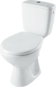 Pack WC sortie horizontale NITRA haut.75cm larg.64,5cm long.35,5cm blanc - Gedimat.fr
