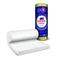 Laine de verre PURE 35 QN non revêtue - 8x1,2m Ep.80mm - R=2,25m².K/W. - Gedimat.fr