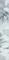 Listel carrelage pour sol en grès cérame émaillé CAPADOCE larg.8cm long.60cm coloris white - Gedimat.fr