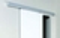 Cache rail MDF revêtu décor aluminium long.2m - Gedimat.fr