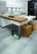 Carrelage pour sol intérerieur en grès cérame émaillé coloré dans la masse rectifié GRAVITY dim.60x60cm coloris titan - Gedimat.fr