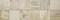 Décor COLLAGE pour mur en faïence satinée rectifiée MEGALOS HIPSTER larg.29,5cm long.90cm coloris mist - Gedimat.fr