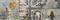 Décor UNDERGROUND pour mur en faïence satinée rectifiée MEGALOS NOVA larg.29,5cm long.90cm - Gedimat.fr