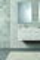 Lambris PVC ELEMENT 3D CARRE DE CIMENT 2 CARREAUX ép.8mm larg.375mm long.2600mm 2 frises - Gedimat.fr