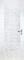 Bloc-porte POLAIRE alvéolaire huisserie 73mm haut.2,04m larg.73cm poussant droit - Gedimat.fr