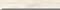 Carrelage pour sol intérieur en grès cérame émaillé LIVE larg.7,5cm long.45cm coloris bianco - Gedimat.fr
