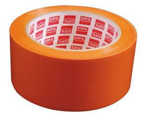 Adhésif tous travaux PVC souple P471R orange rouleau long.33m larg.48mm - Gedimat.fr
