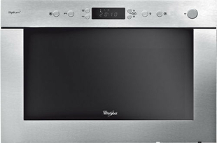 Four micro-ondes encastrable WHIRLPOOL 22L coloris inox - Gedimat.fr