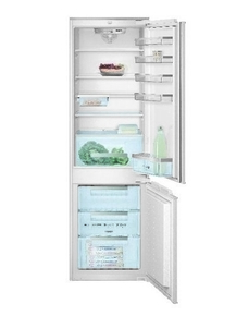 Réfrigérateur / congélateur intégrable BOSCH 274L - Gedimat.fr