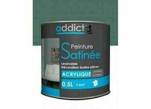 Peinture acrylique satin 0.5 l amazone - Gedimat.fr
