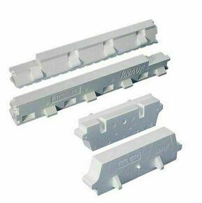 Doublage polystyrène expansé hydrofuge POLYPLAC AA KH 13+160 - 2,50x1,20m - R=5,45m².K/W - Gedimat.fr