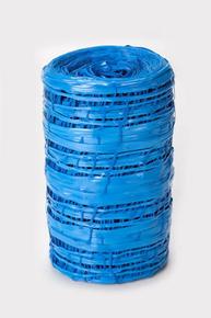 Grillage avertisseur rouleau de 100m coloris bleu - Gedimat.fr