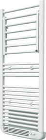 Radiateur sèche-serviettes soufflant STENDINO 750 + 1000W - Gedimat.fr