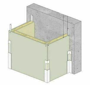 Plaque de plâtre POLYGAINE BA10 - 2,50x1,20m - Gedimat.fr
