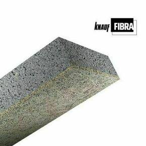 Panneau composite FIBRA ULTRA FM standard  - 2x0,60m Ep.100mm -  R=3,00m².K/W - Gedimat.fr