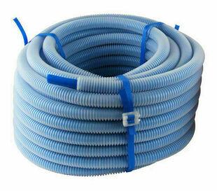 Tube PER prégainé diam.16mm en couronne de 25m coloris Bleu - Gedimat.fr