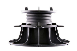 Plot réglable pour dalle hauteur de 80 à 140 mm - Gedimat.fr