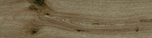 Carrelage pour sol extérieur en grès cérame émaillé HARD dim.15x61 cm coloris brown - Gedimat.fr