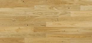 Parquet contrecollé monolame chêne choix family ép.14mm larg.130mm long.1092mm brossé verni mat - Gedimat.fr