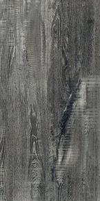 Carrelage pour sol en grès cérame rectifié MADEIRA larg.15cm long.90cm coloris anthracite - Gedimat.fr